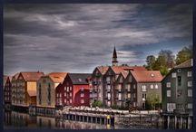 Trondheim / Bilder von Trondheim, Wissenwertes