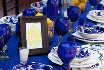 Tablescapes and Party Ideas / by Kerrie Latham