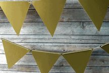 Gold Party / Gold themed party decor.