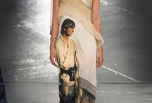 Rodarte / My favourite designer from A/W collections at Fashion week
