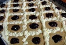 Moučníky a dezerty zdravěji / Koláč upečený doma je vždy 100x lepší než jakákoliv kupovaná sladkost...