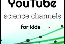 YouTube homeschool / by Dana Carpenter