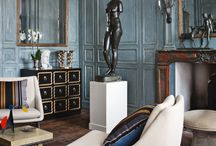 Interiors: Modern Classic / Where classic meets modern