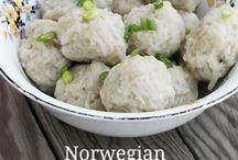 Scandinavian recipes / Scandinavische recepten