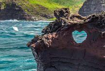 Ostrovy a moria ✈️✈️