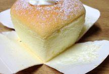 Hokkaido Chiffon Cup Cakes