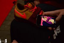 #sneakerNessAmsterdam2014 / bunch of moments photos during this event