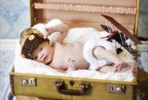 ideeën voor newborn shoot