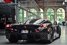 Modern Italian Cars