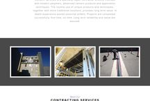 Contech Services | Web Project / A Web Project delivered by Urbansoft