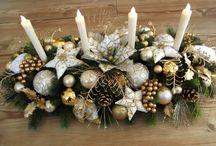 vianočné a veľkonočné vence