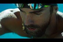 ¡Michael Phelps mi ídolo!