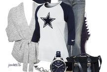Dallas Cowboys / by Jana Cooper Hall
