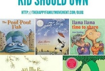 preschool reading list / by Heidi Doose
