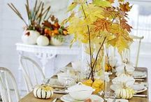 Tablescape Ideas / by Colleen Miller