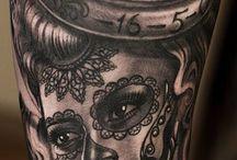 la katrina tattoo