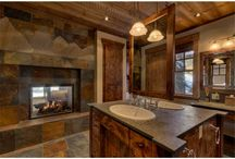 By The Fire / End your Tahoe day of play relaxing in style by these cozy fireplaces and outdoor fire pits