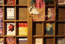 MIS LIBROS DE ARTISTA / Mis libros de artista. Técnicas varias. / by Silvia Borghi