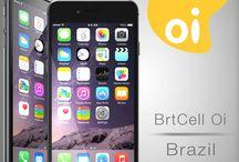 Unlock Brazil iPhone 6 5s 5c 5 4s 4 via IMEI Code / Here will Unlock Brazil iPhone 6 5s 5c 5 4s 4 locked on BrtCell Oi Network, Claro, Tim and Vivo Netork via IMEi code permanent