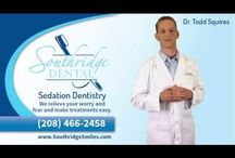 Sedation Dentistry Nampa ID / The dentists at Southridge Dental in Nampa ID offer sedation dentistry for an easier more relaxing dental visit. We offer conscious sedation dentistry and also nitrous oxide for lighter dental sedaiton.  Call our Nampa dental clinic to discuss your options. http://southridge-dental.com/sedation_dentistry_nampa_id.html