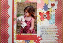 SCRAPBOOKING / by Nancy Posivio