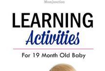 activities 19 months