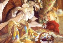 Fairy Tales & Nursery Rhymes / by Psychic Kimberly Willis