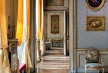 grand hallways