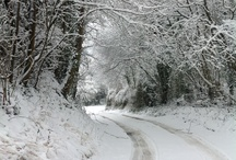 Snow pics! / by Alkham Court Farmhouse B & B