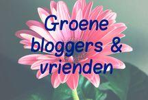 Groene bloggers & vrienden / Een gedeeld bord voor alle groene bloggers en zij die zich interesseren in een groene levensstijl!   Als je graag meedoet, laat dan een berichtje achter op de pin 'Groene bloggers & vrienden' zodat ik je een uitnodiging kan sturen. Enkel groen getinte pins graag!