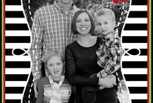 Christmas Cards with Bible Verses / Christmas cards with bible verses - Printable - DIY Christmas cards - Family photo - Photo Christmas cards
