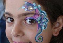 maľovanie na tvár 2