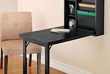Hidden Desks, Beds and more
