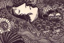 Artist Inspo: Harry Clarke