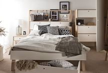 Sleep tight - Scandinavian bedroom inspiration / Furniture and decorations that create bedrooms where you can dream beautifully