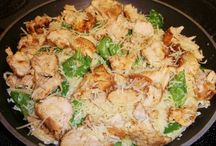 Chicken Dishes / Main Dishes using Chicken