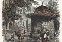 Turkish-Ottoman Fountains / Türk-Osmanlı Çeşmeleri
