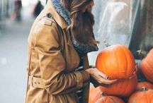 Fall / Winter Style / fall and winter fashion inspiration. womens clothing for the cooler temps.