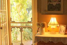 régiség bútorok és szobák ️