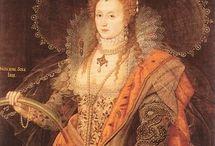History: Tudor|Elizabethan / by Stephanie Melton
