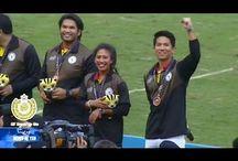 Medal Presentation Ceremony for 29th SEA Games Polo Tournament