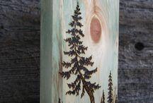 Doplnky z dreva