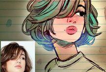 Photo -> dessin