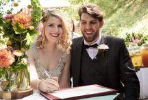 Wedding of Lyndal & Elliot