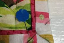 Quilt hints and tips