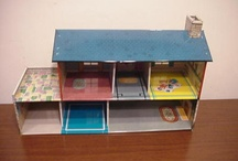 Doll Houses and Furniture / by Michele Bell