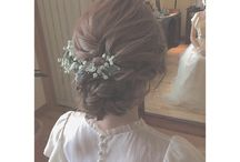 wedding hair makes