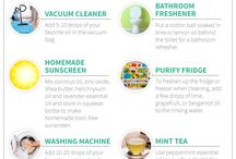 doTERRA Cleaning / Cleaning with oils
