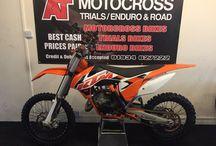 Used Motocross Bikes