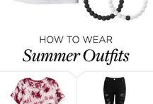 outfit  idea's